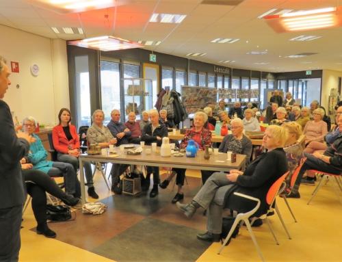 Geen Kitsch in Ten Boer tijdens drukbezochte bijeenkomst